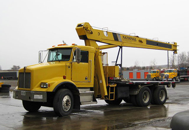 Tractor Hydraulic Boom Crane : Lift gantry cranes goldhoffer tractor trailers boom